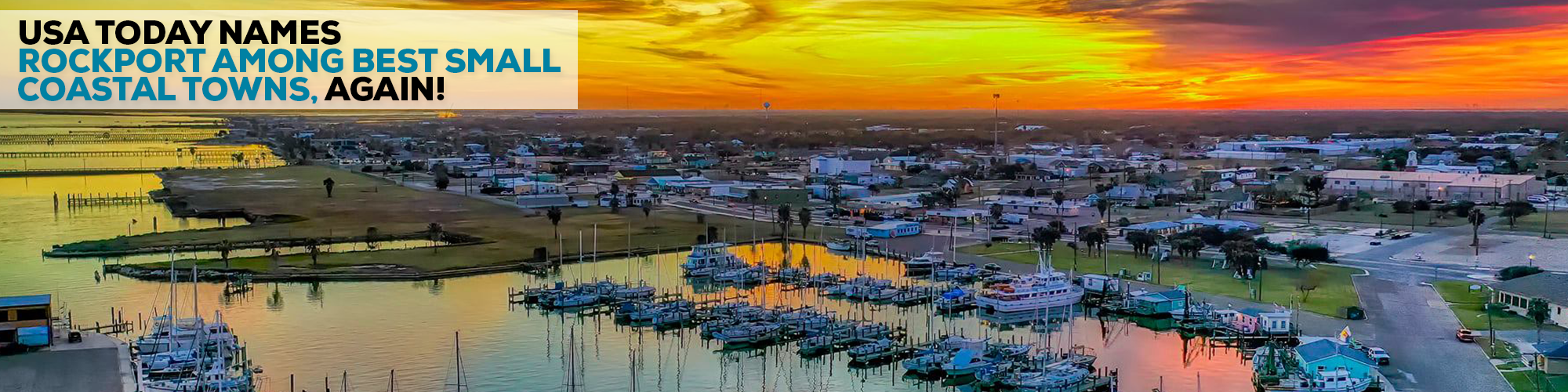 USA TODAY NAMES ROCKPORT AMONG BEST SMALL COASTAL TOWNS, AGAIN!