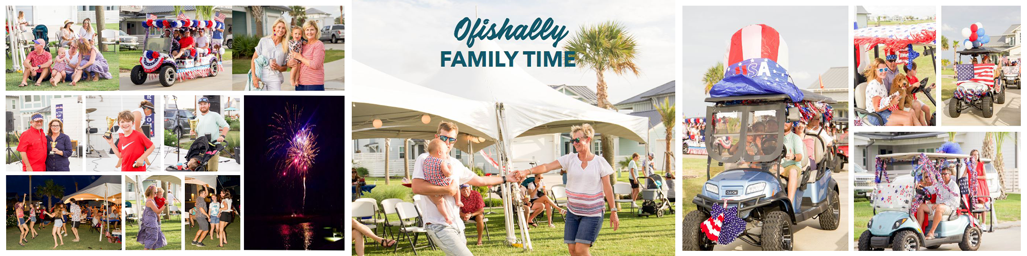 Ofishally Family Time – July 4th Weekend Recap